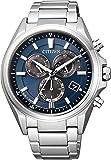 [シチズン]CITIZEN 腕時計 ATTESA アテッサ Eco-Drive エコ・ドライブ 電波時計 クロノグラフ AT3050-51L メンズ