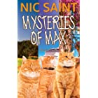The Mysteries of Max: Books 34-36 (The Mysteries of Max Box Sets Book 12)