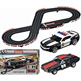 Carrera Evolution Most Wanted Slot Car Race Set 1:24 Scale Analog Track System - Includes Two 1:32 Scale Cars: Chevrolet Cama