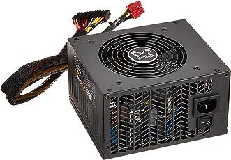 サイズ 80PLUSブロンズ取得ショートタイプATX電源 剛短3プラグイン500W SPGT3-500P
