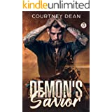 Demon's Savior: A Bad Boy Biker Romance (Demons United MC Romance Book 1)