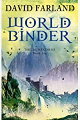 Worldbinder: Book 6 of the Runelords Kindle Edition