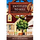 Entitled To Kill (St. Marin's Cozy Mystery Series Book 2)