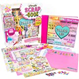 Just My Style Ultimate Scrapbook By Horizon Group Usa,Personalize & Decorate Your DIY Scrapbook With Stickers,Sequins,Gemston