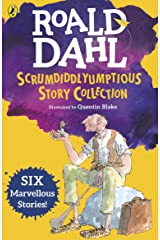 Roald Dahl's Scrumdiddlyumptious Story Collection: Six Marvellous Stories Including The BFG and Five Other Stories (Roald Dahl Box Set) Kindle Edition