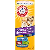 Arm & Hammer Double Duty Litter Deodorizer with Advanced Odor Control 30oz (1)