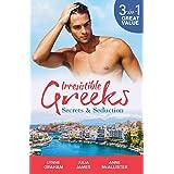 Irrestistible Greeks: Secrets & Seduction - 3 Book Box Set, Volume 1