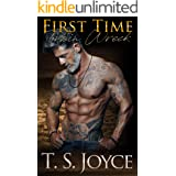 First Time Train Wreck (Battle of the Bulls Book 4)