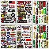 Motocross Dirt Bike Bikes Race Motorcycle motos rc Bicycle Trucks Parts Accessories Sponsor Logo ATV Skateboard Helmet Tool B
