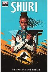 Shuri (2018-2019) #1 Kindle Edition