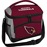 Rawlings NFL Soft Sided Insulated Cooler Bag/Lunch Box, 12-Can Capacity (All Team Options)