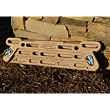 Acorn Climbing White Oak Midnight Hangboard/Fingerboard