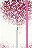 Lollipop Tree Dot Matrix Notebook