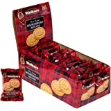 Walkers Shortbread Rounds Shortbread Cookies Snack Packs, 22 Count