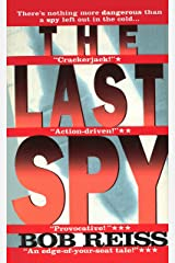 The Last Spy Kindle Edition