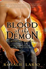 Blood of the Demon (Demons of Infernum Book 1) Kindle Edition