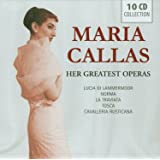 Maria Callas: Her Greatest Operas - Lucia di Lammermoor, Norma, La Traviata, Tosca, Cavalleria Rusticana