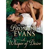 A Whisper of Desire: A Disgraced Lords Novel (The Disgraced Lords Book 4)