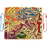 Hape E1706 Zoo'm Wooden Magnetic Maze Toy