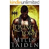 Loving York (Warwick Dragons Book 2)