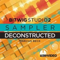 BitWig Studio 2 Sampler Course by AV