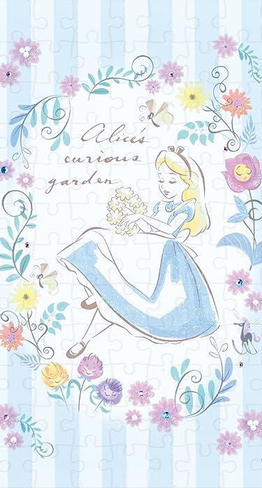 ディズニー  iPhone/Androidスマホ壁紙(890×1590 or 854×1590)-1 - ふしぎの国のアリス Alice(アリス)