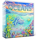 North Star Games Oceans Limited Edition Board Game, Blue