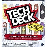 Tech Deck TED ACS Sk8 Gldn Era DlxSt14PK ECMX GML Toy