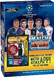 Topps 2019/20 UEFA Champions League Match Attax Starter Hanging Box