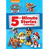 Paw Patrol 5-Minute Stories Collection (Paw Patrol)