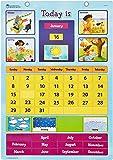 ラーニングリソーシズ えいごカレンダー マグネット式 日本語ガイド付き 30x42cm LSP0504-J 正規品