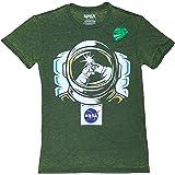 NASA Astronaut Space Selfie Graphic T-Shirt
