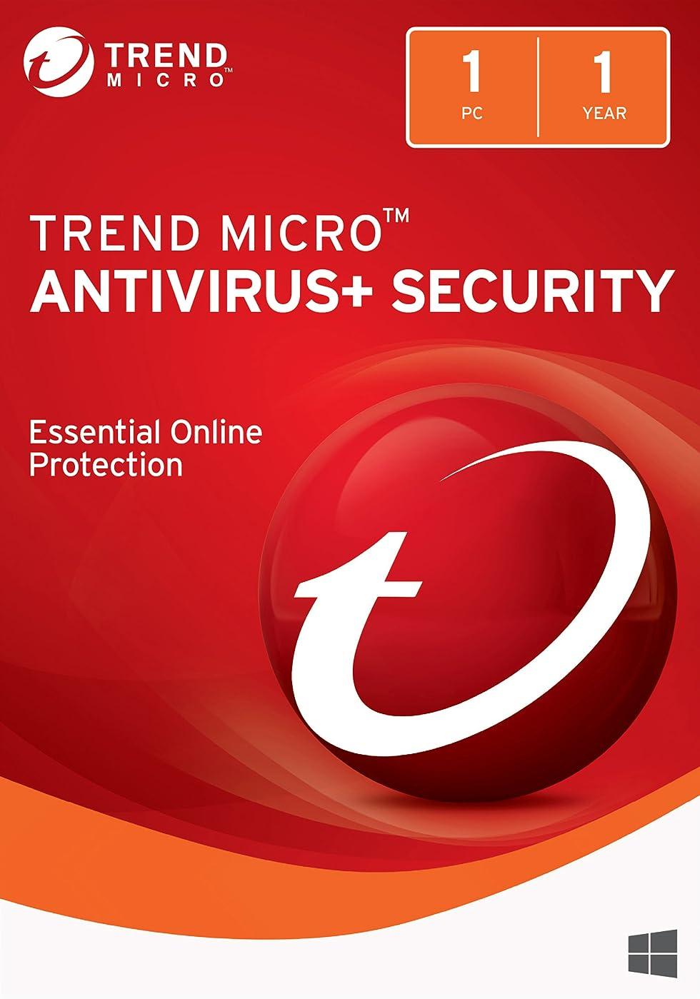 脱獄勝つるTrend Micro AntiVirus+ 2018 (1 Device) [Download]