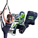EverStretch Leg Stretcher: Get More Flexible with The Door Flexibility Trainer PRO Premium Stretching Equipment for Ballet, D