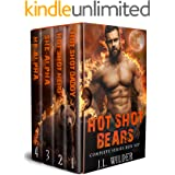 Hot Shot Bears: Complete Series Box Set
