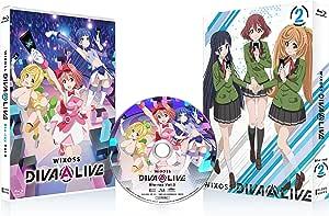 WIXOSS DIVA(A)LIVE<初回生産限定盤> Vol.2 [Blu-ray]
