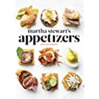 Martha Stewart's Appetizers: 200 Recipes for Dips, Spreads, Snacks, Small Plates, and Other Delicious Hors d' Oeuvres, Plus 3