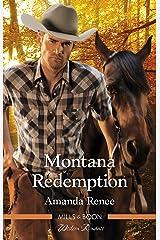 Montana Redemption (Saddle Ridge, Montana) Kindle Edition