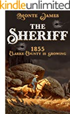 The Sheriff: 1855 Clarke County is Growing (The  sheriff Book 3) (English Edition)