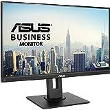 ASUS BE279CLB 27-inch IPS Business Monitor, USB-C, HDMI, DisplayPort, Mini-PC Mount Kit, Flicker free, Low Blue Light, Auto B