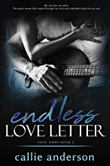 Endless Love Letter (Fatal Series Book 2) Kindle Edition