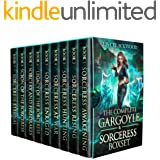 The Complete Gargoyle and Sorceress Boxset (Books 1-9)