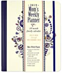 2019 She Believed She Could Mom's Weekly Planner (18-Month Family Calendar)