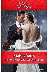 A Christmas Vow Of Seduction (Princes of Petras Book 1) Kindle Edition