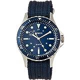 [TIMEX] 腕時計 ネイビーXL TW2T75400 メンズ ブラック