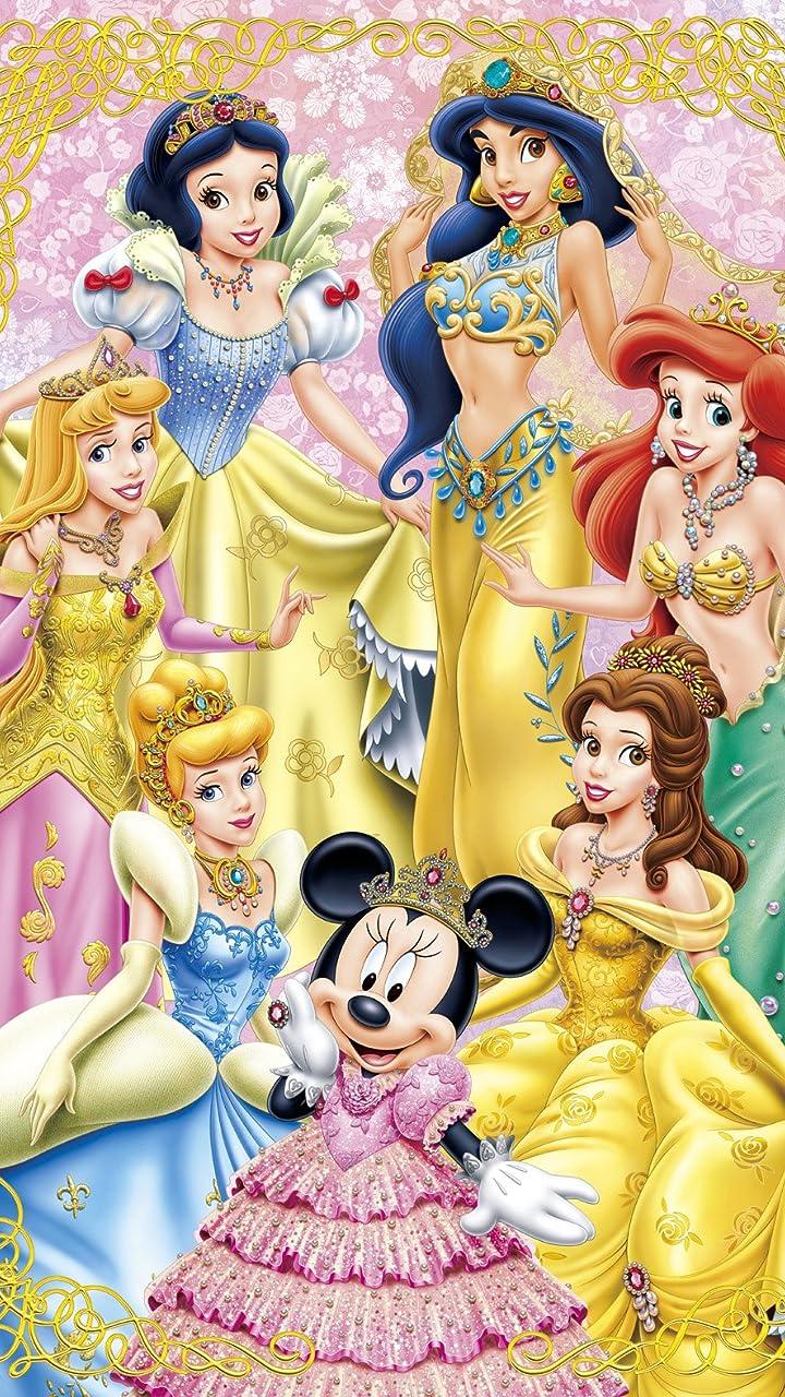 ディズニー 白雪姫,シンデレラ,ジャスミン,アリエル,ミニー姫,ベル,オーロラ姫 HD(720×1280)壁紙 画像42593 スマポ