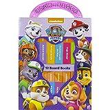 Nickelodeon - Paw Patrol - Book Block My First Library 12-Book Set - PI Kids