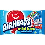 Air Heads Mini Candy, Assorted, 12-Ounce Bags (Pack of 12)