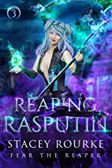 Reaping Rasputin (Fear the Reaper Book 3) Kindle Edition