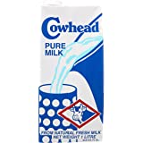 Cowhead UHT Pure Milk, 1L